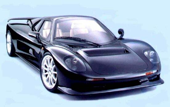 1999 Ascari Ecosse picture