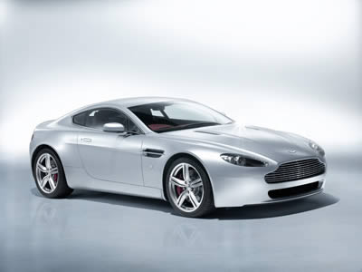 2009 Aston Martin V8 Vantage picture