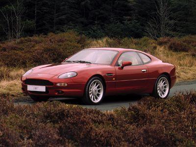 1997 Aston Martin DB7 picture