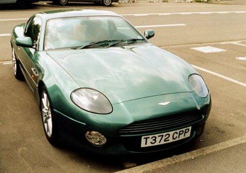 2000 Aston Martin DB7 Vantage Picture