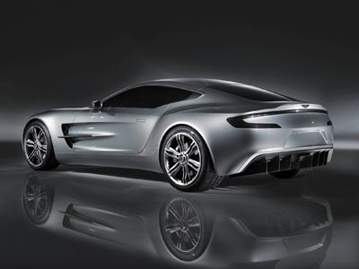 Aston Martin One-77 picture