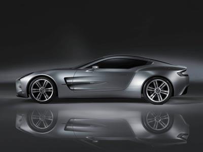 Aston Martin One-77 picture