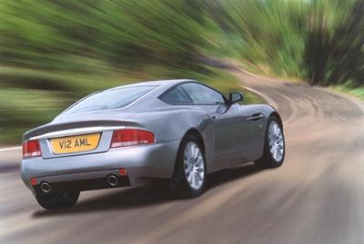 2000 Aston Martin V12 Vanquish picture
