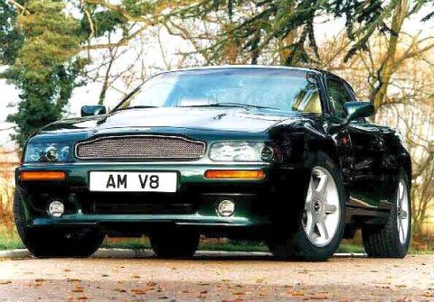 1996 Aston Martin V8 picture
