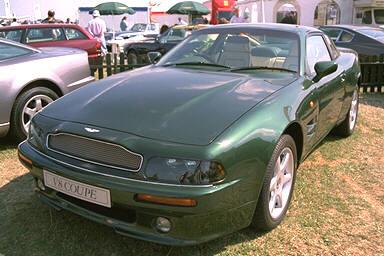1992 Aston Martin V8 Vantage picture