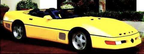 1991 Callaway C4 Speedster Corvette  picture