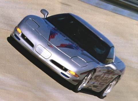 1998 Lingenfelter C5 500 Twin Turbo Corvette picture
