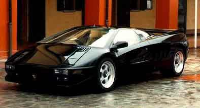 1988 Cizeta-Moroder V16T Picture