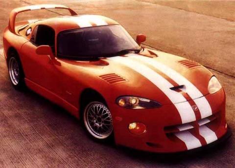 1998 Hennessey Viper Venom 600 GTS picture