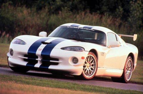 1998 Dodge Viper GTS-R picture