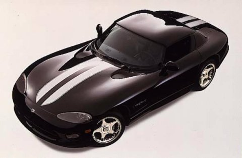 2001 Dodge Viper RT/10 picture