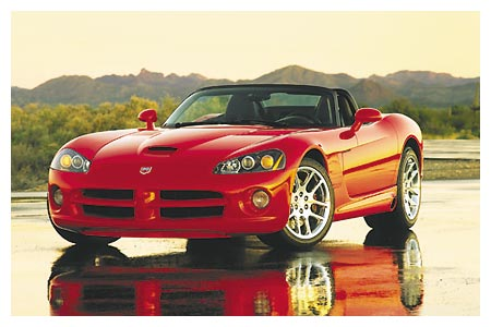 2006 Dodge Viper SRT10 picture