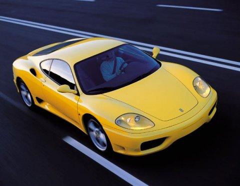 2000 Ferrari 360 Modena picture