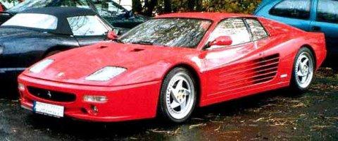 1994 Ferrari 512 M picture