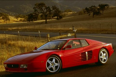 1991 Ferrari 512 TR picture