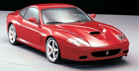 2002 Ferrari 575M Maranello picture
