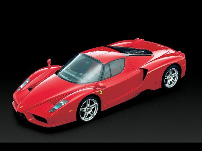2002 Ferrari Enzo Ferrari picture