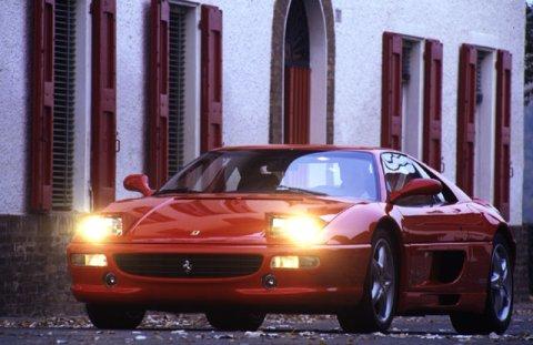 1998 Ferrari F355 F1 picture
