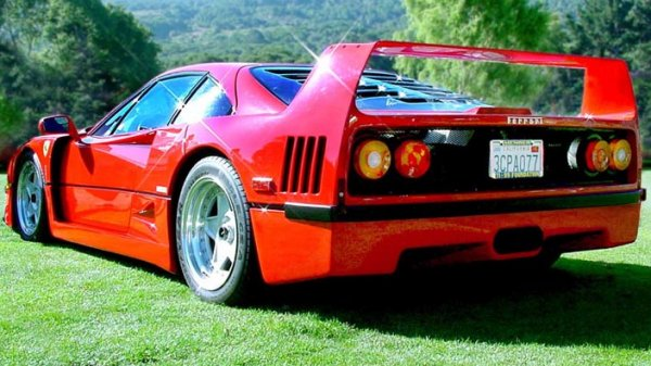 1991 Ferrari F40 picture