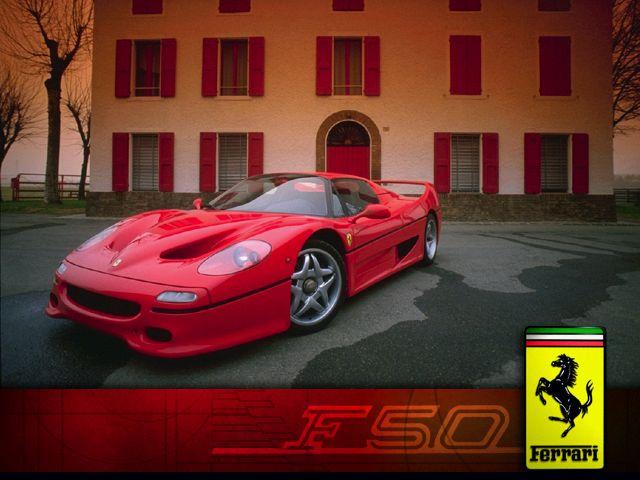 1997 Ferrari F50 picture