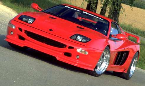 1996 Hamann 512 M picture