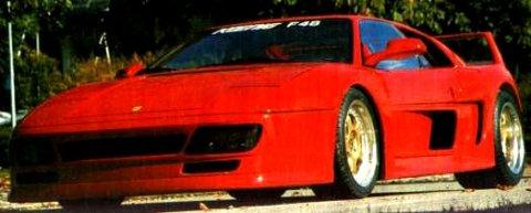 1991 Koenig 348 picture