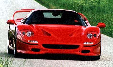 1999 Koenig F50 picture