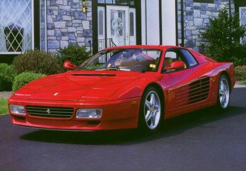 1991 Ferrari Testarossa picture