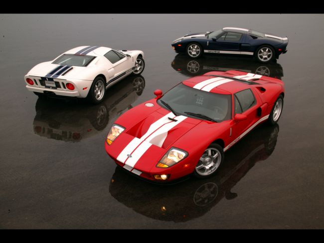 2005 Ford GT picture
