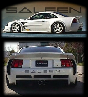 2000 Saleen Mustang SR picture