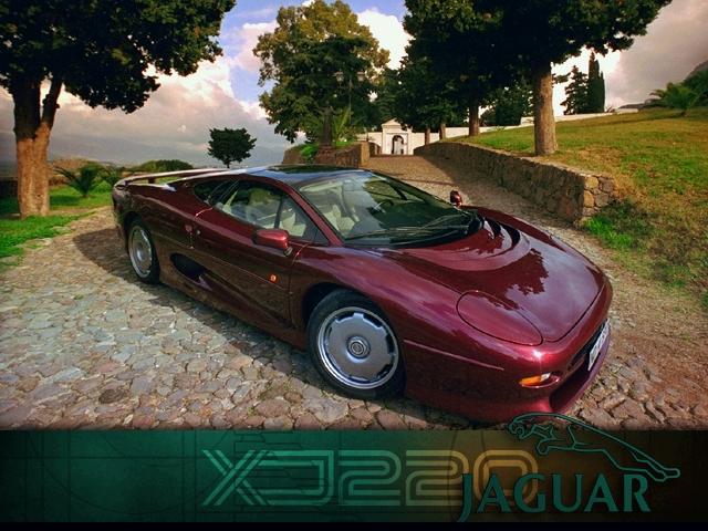 1993 Jaguar XJ220 picture