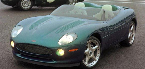 2000 Jaguar XK180 picture