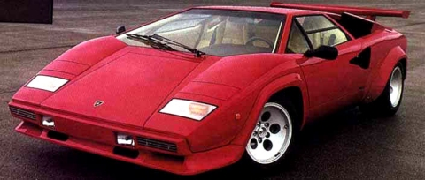 1988 Lamborghini Countach LP500 picture