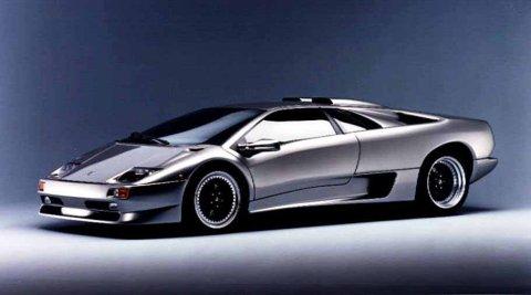 1999 Lamborghini Diablo SV Picture