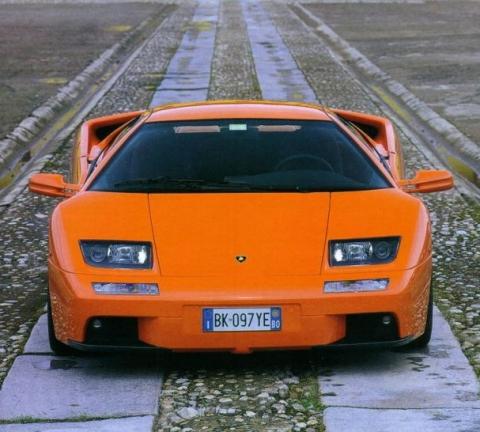 2001 Lamborghini Diablo VT 6.0 picture