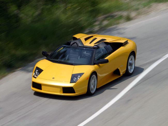2006 Lamborghini Murcielago Roadster picture