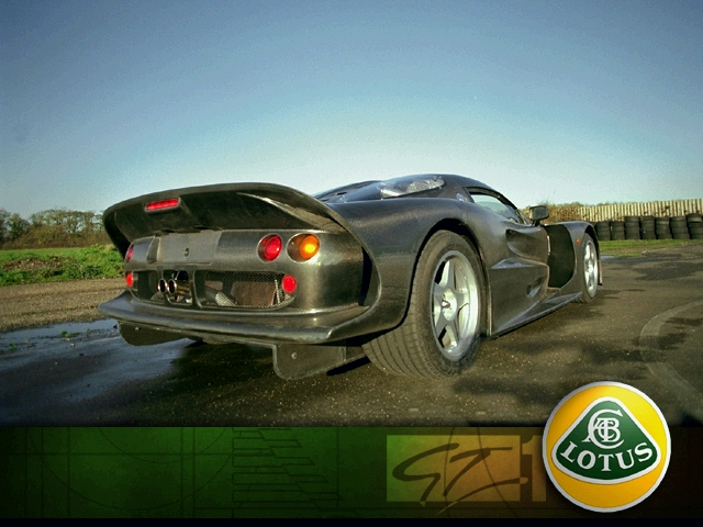 1997 Lotus GT1 picture