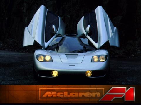 1997 McLaren F1 picture