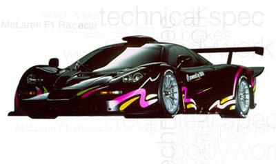 1997 McLaren F1 GTR picture