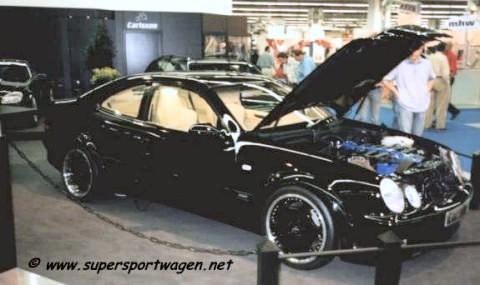 1997 Carlsson C74 CLK picture