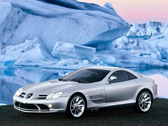 2005 Mercedes-Benz SLR McLaren picture