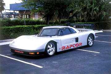1993 Mosler Raptor picture