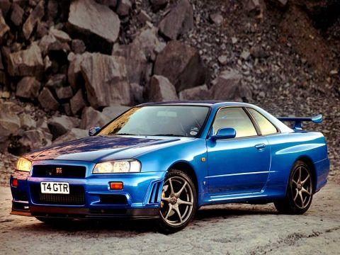1999 Nissan Skyline GT-R R34 picture