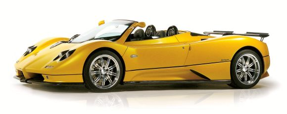 2004 Pagani Zonda Roadster picture