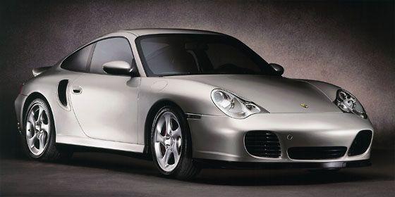2000 Porsche 911 Turbo Picture