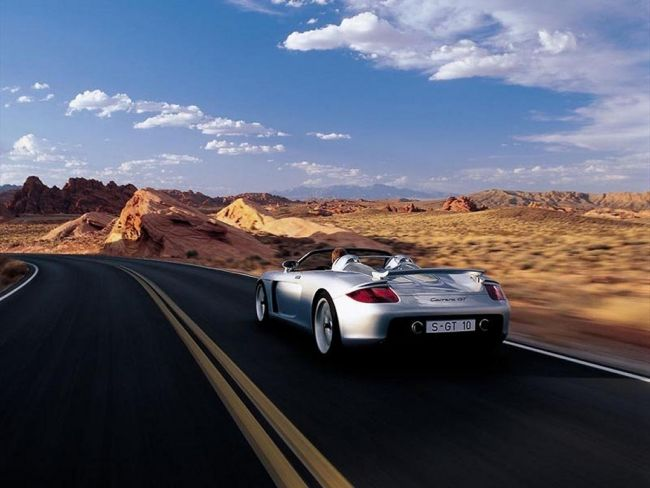 2005 Porsche Carrera GT picture
