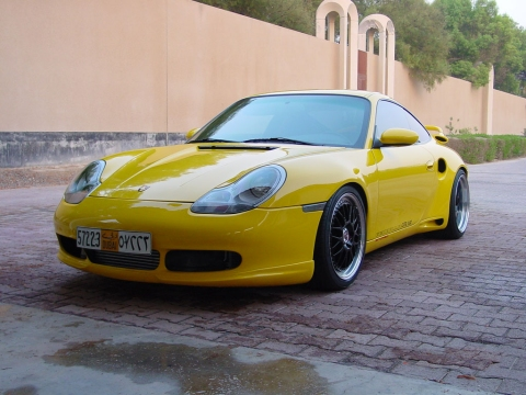 2001 Gemballa GTR 600 picture