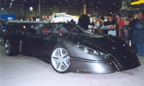 1999 Sbarro GT1 picture
