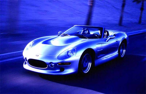 1998 Shelby Series 1 picture