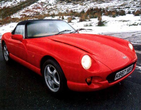 1995 TVR Chimaera picture